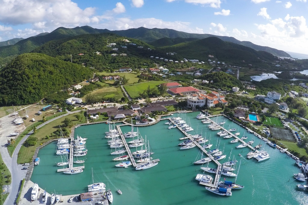 Jolly Harbour Marin