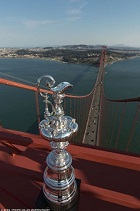 Americas cup Trophy 3
