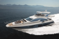 Azimut 80Fly Running
