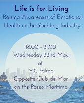 Crew wellbeing event palma 140