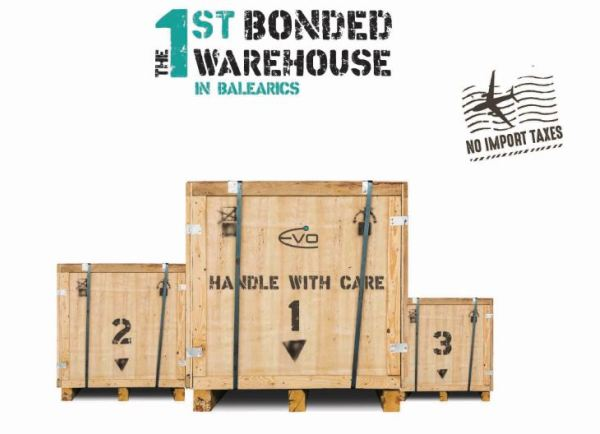 First Bonded Warehouse in the Balearics