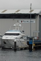 Fairline testing facility Ipswich and 4 Yachts thumb