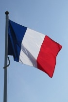 French Flag Public Domain Pics4