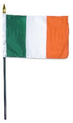 Irish flag 151