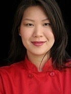 Ivy Dai Food Host red shirt