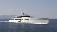JFA Yachts 164 New explorer fwd view 1