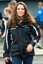 Prince William Beaten By Kate Middleton in Boat Race at Royal Tour 5