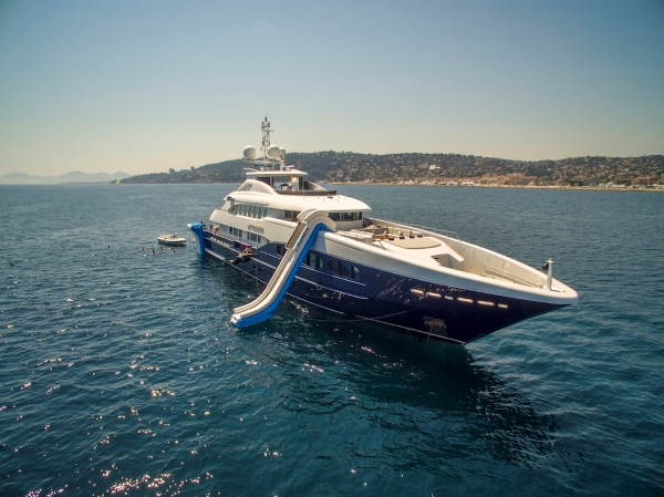 Superyacht Tenders & Toys Launches Yacht Toy Rental Service