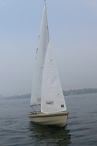 Sailing dinghy thumbnail