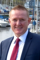 Simon Roberts Head of Yachting Services 140