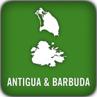 antigua gps map