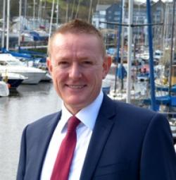 Simon Roberts , Head of Yachting Services