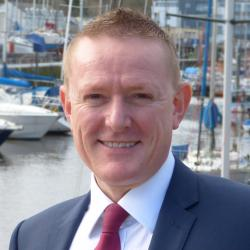 Simon Roberts of Dominion Marine
