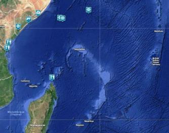 Piracy Report Indian Ocean Maldives Mauritius Seychelles