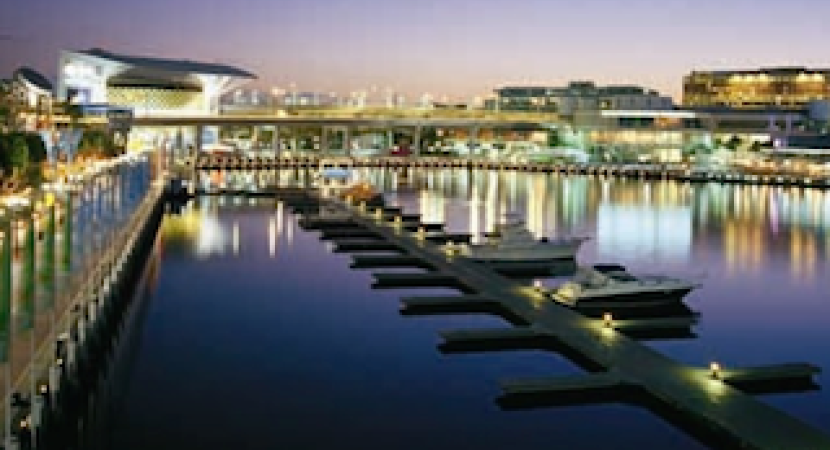 Darling Harbour Marina/Cockle Bay Wharf
