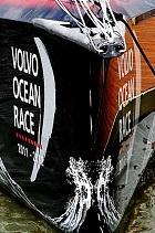 volvo ocean race bow profile
