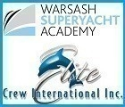 warsach and crew international logo with border